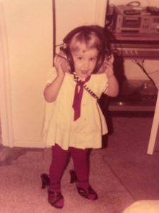 I've always been an audiophile.